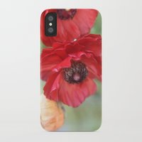 ruby iPhone & iPod Cases featuring Ruby by Lisa Argyropoulos