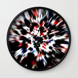 Splash 018 Wall Clock