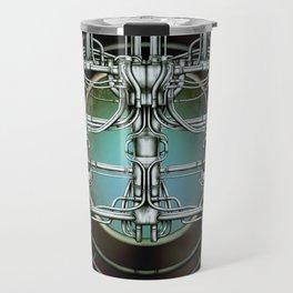 """Astrological Mechanism - Gemini"" Travel Mug"