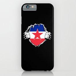 Born In Yugoslavia - Funny Yugoslavia Balkans iPhone Case