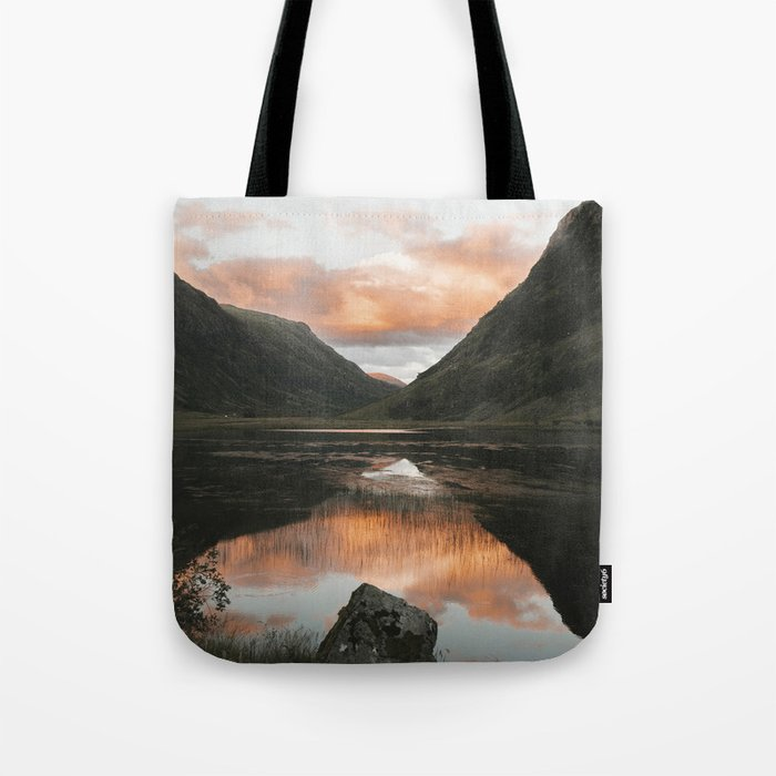 Time Is Precious - Landscape Photography Tote Bag