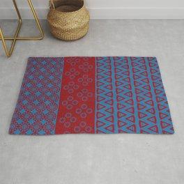 Japanese Style Bohemian Pattern Rug