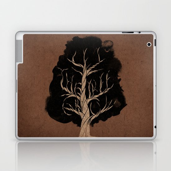 Let The Tree Grow Laptop & iPad Skin