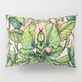 Leaf Mimic Pillow Sham