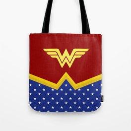 Wonder Of Woman - Superhero Tote Bag