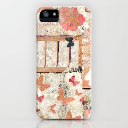 butterflies_II iPhone Case