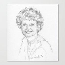 Debbi Covington Canvas Print