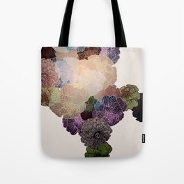 Florals // Pattern III Tote Bag