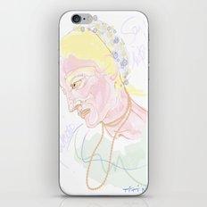 Titina iPhone & iPod Skin