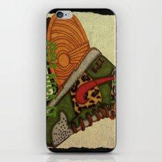 Just Kickin It! iPhone & iPod Skin