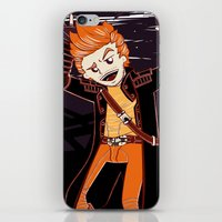 star lord iPhone & iPod Skins featuring Star Lord, man! by LitYousei