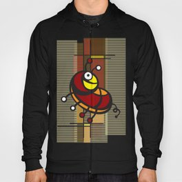 Deco Parrot Hoody