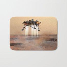 Concept Art of Phoenix Mars Lander Bath Mat