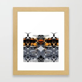 10218 Framed Art Print