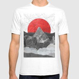 The Rising Sun  T-shirt