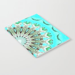 Tropical Floral Mandala Notebook