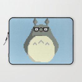 Totoro Pixel Laptop Sleeve
