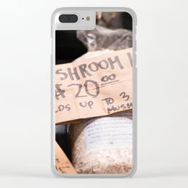Pikes Market 2 Clear iPhone Case