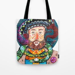 Henry the Snake Tote Bag
