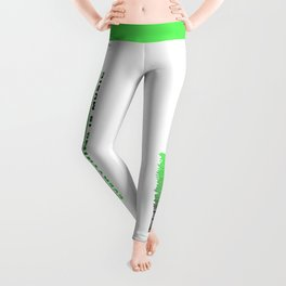 Music Everywhere Leggings