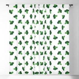 Broccoli Blackout Curtain