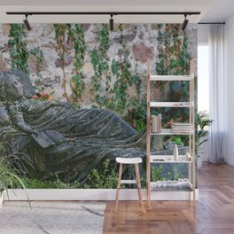 Sleeping Beauty, Tombstone Photograph Wall Mural