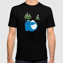 party animals - norwegian bear T-shirt
