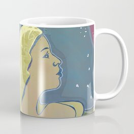 Mermaid / Venus Coffee Mug