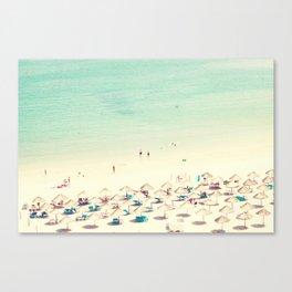 beach XVI Canvas Print