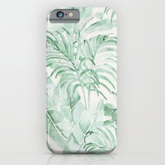 Tropical palms Slim Case iPhone 6s