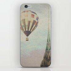 Balloon over the Chrysler iPhone & iPod Skin