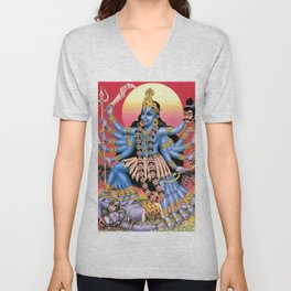 Kali-Ma Unisex V-Neck