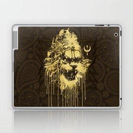 Crush The Demoniac Laptop & iPad Skin