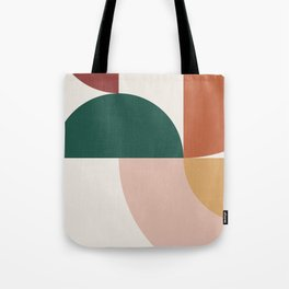 Abstract Geometric 12 Tote Bag