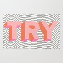 TRY Rug