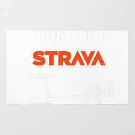 IF I COLLAPSE, CAN SOMEONE PAUSE MY STRAVA Rug