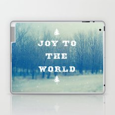 Joy To The World Laptop & iPad Skin