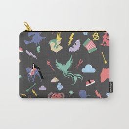 Myths // traditions pattern Carry-All Pouch