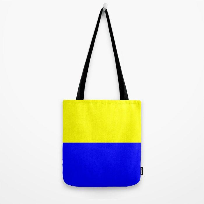 Flag of Zandvoort Tote Bag