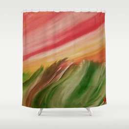 The Sun Will Always Shine Again Shower Curtain