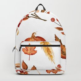 Wheat and Berries Backpack