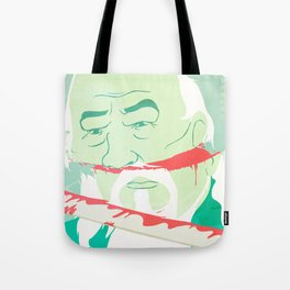 The Death of Master Zhang Tote Bag