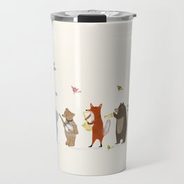 little parade Travel Mug