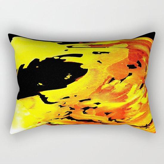 GOLDFALL Rectangular Pillow