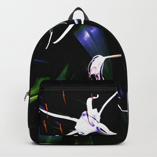 Spider Lilies Backpack