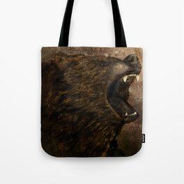 The Grizzly Tote Bag