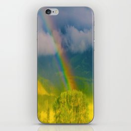 There is Always a Bright Side  iPhone Skin