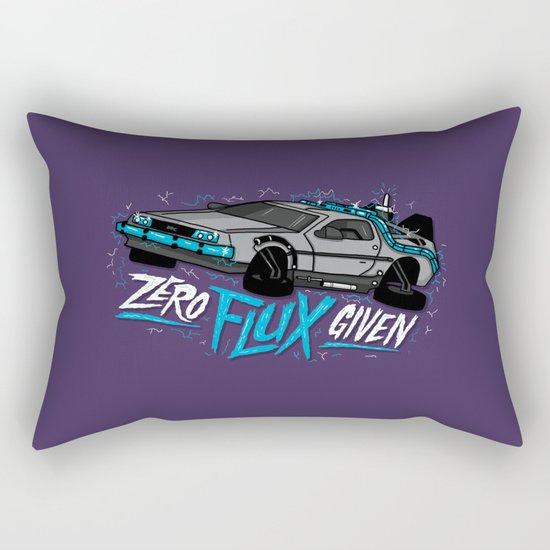 Zero Flux Given Rectangular Pillow