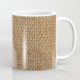 Rustic Natural Fibers  Coffee Mug