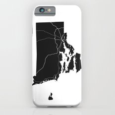 Home State - Rhode Island iPhone 6s Slim Case